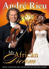 Cover André Rieu - My African Dream [DVD]